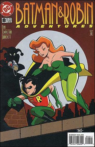 Batman and Robin Adventures 8-A by DC