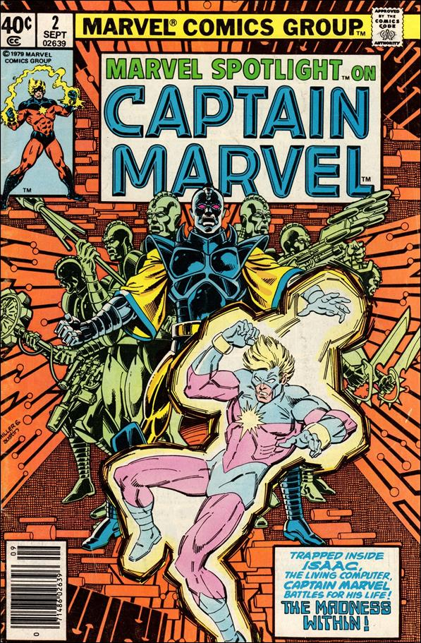 Marvel Spotlight (1979) 2-A by Marvel