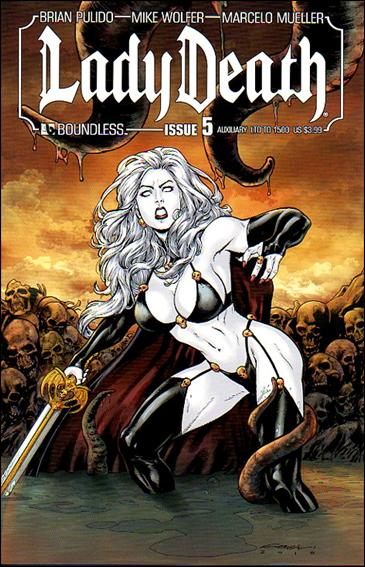 Lady Death (2010) 5-D by Boundless Comics