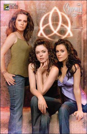 Charmed (2010) 1-D