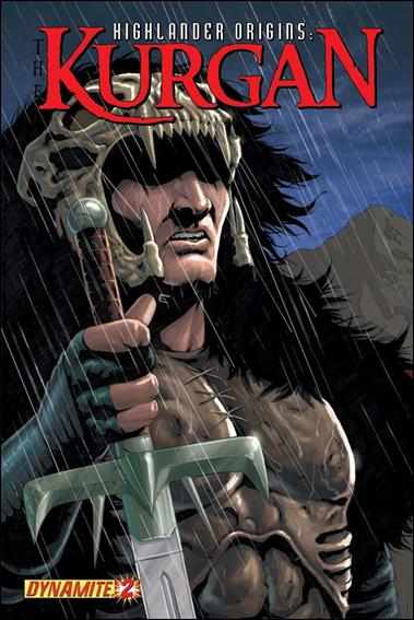 Highlander Origins: Kurgan 2-B by Dynamite Entertainment