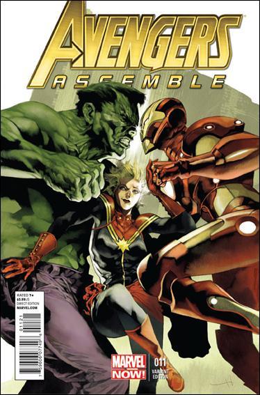 Avengers Assemble (2012) 11-B by Marvel