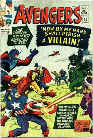 Avengers (1963) 15-A