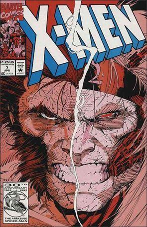 X-Men (1991) 7-A