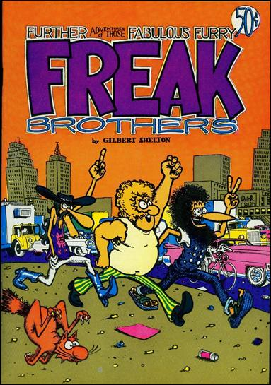 Fabulous Furry Freak Brothers 2-B by Rip Off Press