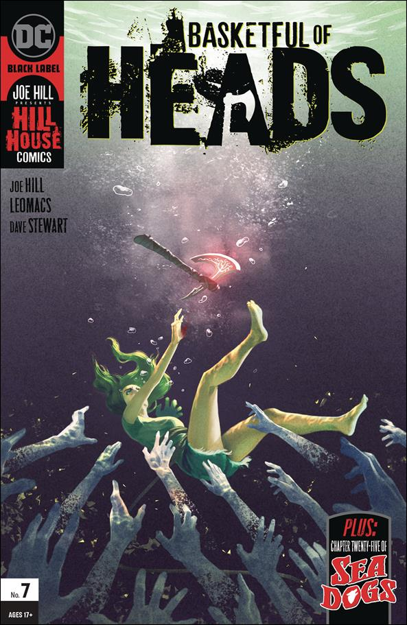 Basketful of Heads 7-A by Hill House Comics