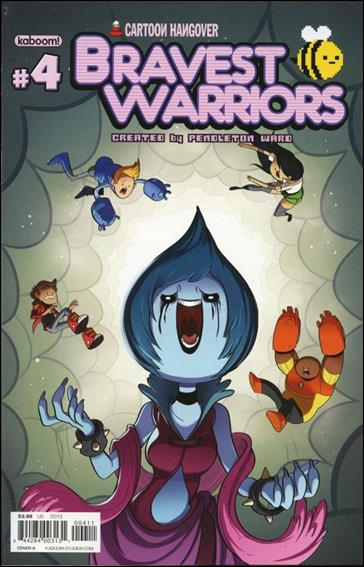 Bravest Warriors 4-A by Kaboom!