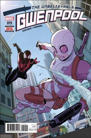 Unbelievable Gwenpool 19-A