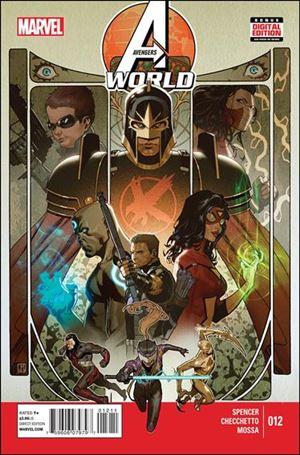 Avengers World 12-A