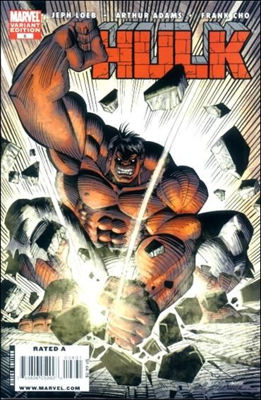Hulk (2008)  8-C by Marvel