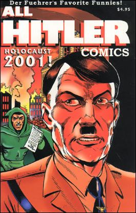 All Hitler Comics 1-A by Paragon