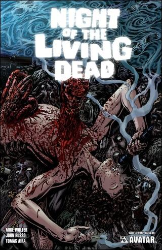 Night of the Living Dead (2010) 3-C by Avatar Press