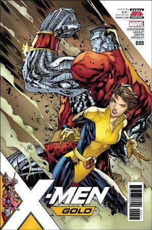 X-Men: Gold 9-A
