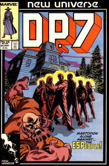 D.P.7 11-A by Marvel
