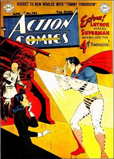 Action Comics (1938) 131-A by DC