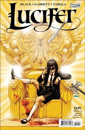 Lucifer (2016) 10-A