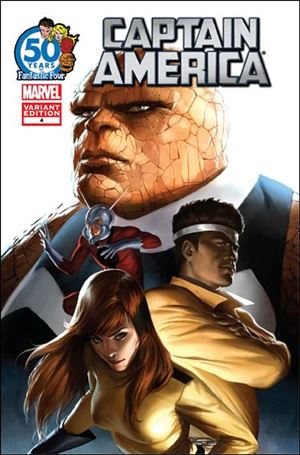 Captain America (2011) 4-B