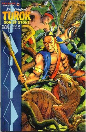 Original Turok: Son of Stone 2-A