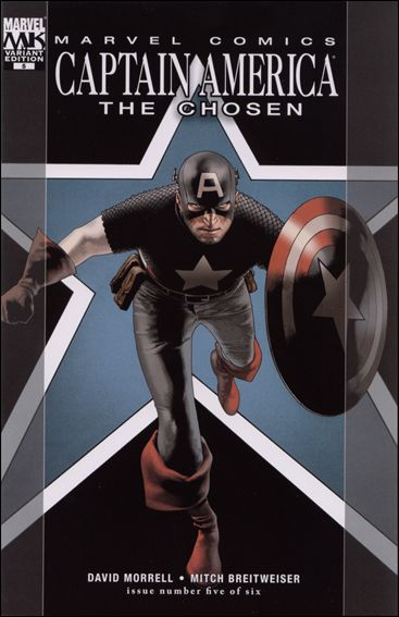 Captain America: The Chosen 5-B by Marvel