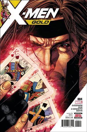 X-Men: Gold (2017) 4-A