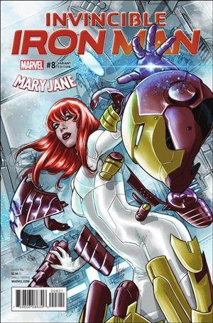 Invincible Iron Man (2017) 8-B