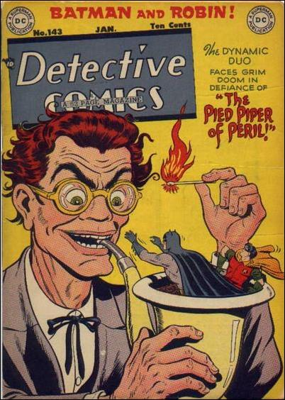 Detective Comics (1937) 143-A by DC