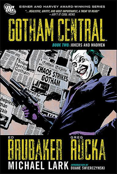 Gotham Central 2-A by DC