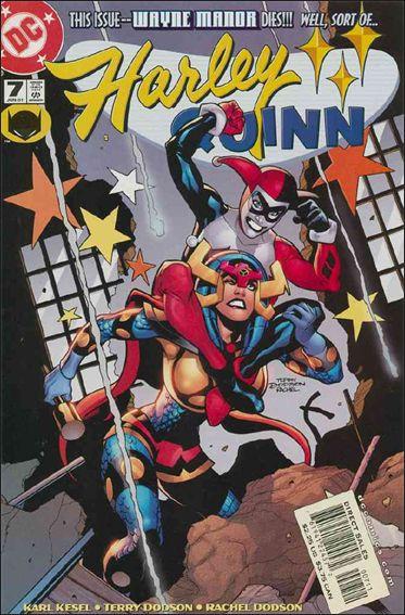 Harley Quinn (2000) 7-A by DC