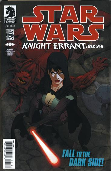 Star Wars: Knight Errant - Escape 1-B by Dark Horse
