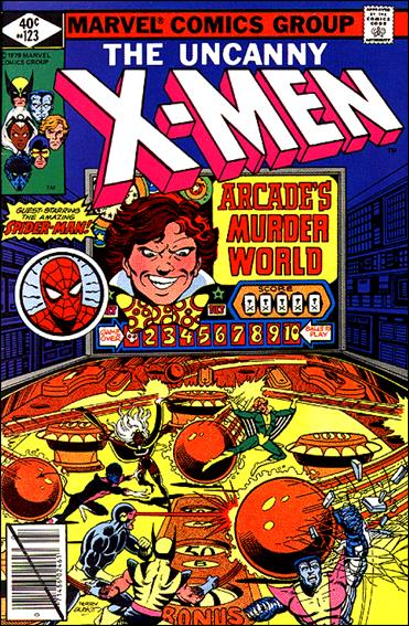 X-Men (1963) 123-A by Marvel