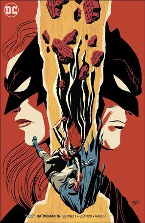 Batwoman (2017) 16-B