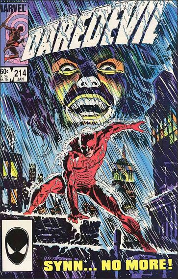 Daredevil (1964) 214-A by Marvel
