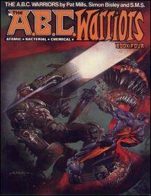A.B.C. Warriors 4-A by Titan