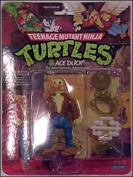 Teenage Mutant Ninja Turtles (1988) Ace Duck by Playmates