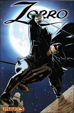 Zorro (2008) 5-B