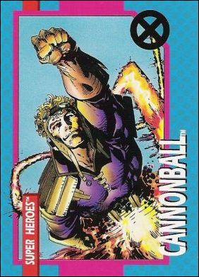 X-Men: Series 1 (Base Set) 7-A by Impel