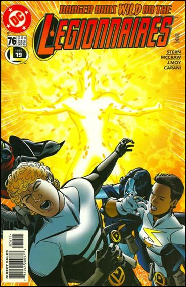 Legionnaires 76-A by DC