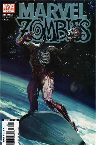 Marvel Zombies 5-B by Marvel