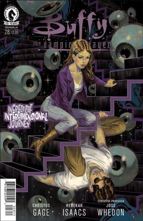 Buffy the Vampire Slayer Season 10 28-A