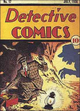 Detective Comics (1937) 17-A by DC