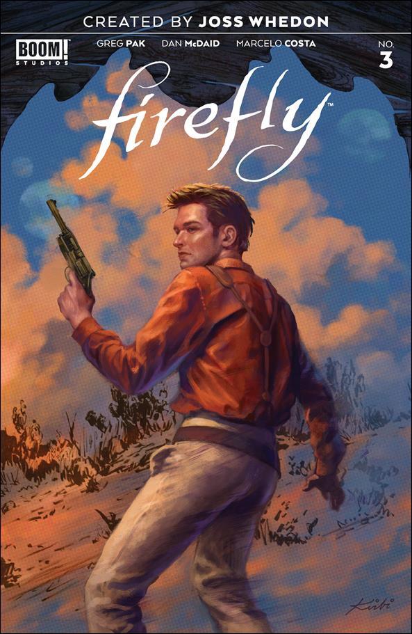Firefly 3-G by Boom! Studios