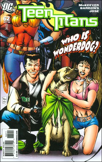 Teen Titans (2003) 62-A by DC