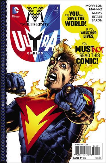 Multiversity: Ultra Comics 1-A by DC