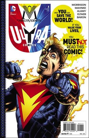 Multiversity: Ultra Comics 1-A