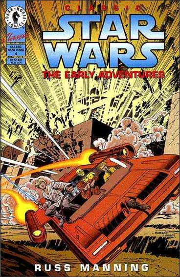 Classic Star Wars: The Early Adventures 4-A by Dark Horse