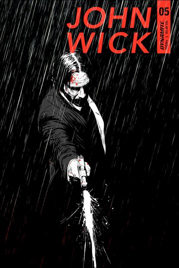 John Wick 5-B by Dynamite Entertainment