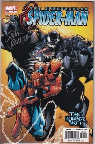 Spectacular Spider-Man (2003) 1-E by Marvel