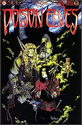Poison Elves (1995) 42-A by Sirius