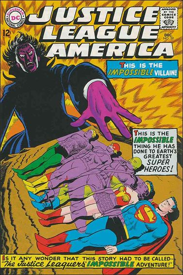Justice League of America (1960) 59-A by DC