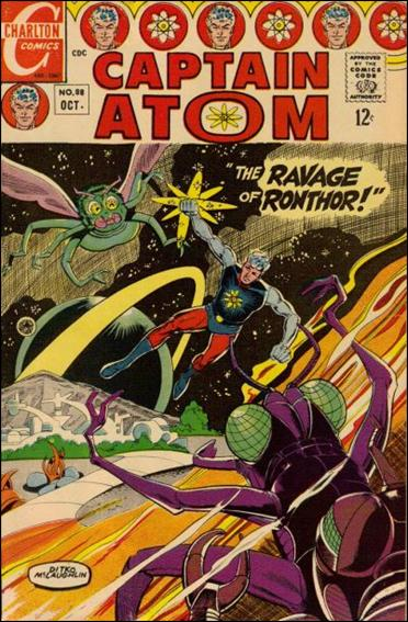 Captain Atom (1965) 88-A by Charlton